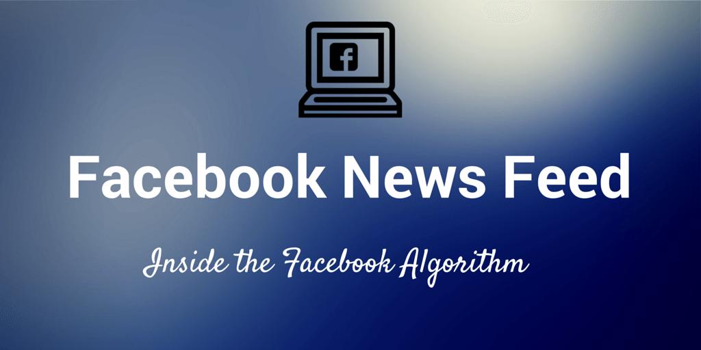 نتيجة بحث الصور عن facebook algorithm 