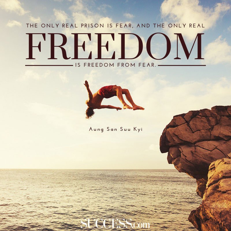 22 Inspiring Quotes About Freedom The Gctv
